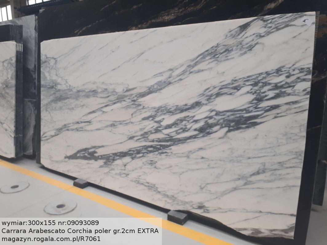 Carrara Arabescato